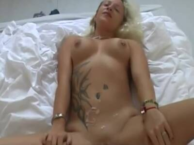 She Fucks With Her Lover In Front Of Her Cuckold