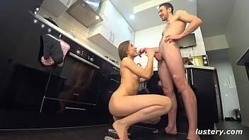 Lustery Submission #784: Sasha & Lesha - Pancakes and Pounding
